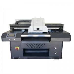 CJ-UV4560D 3 Pcs DX10 Heads A2 UV Printer For Phone Case