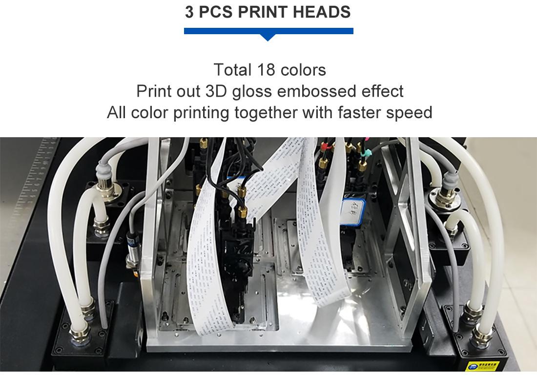 a2 uv digital printer