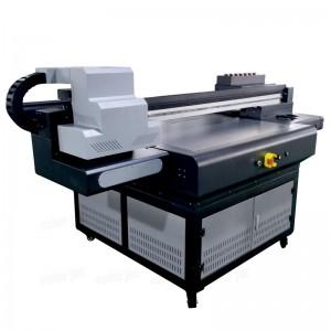 CJ-R9080UV A1+ size uv led printer with varnish inks