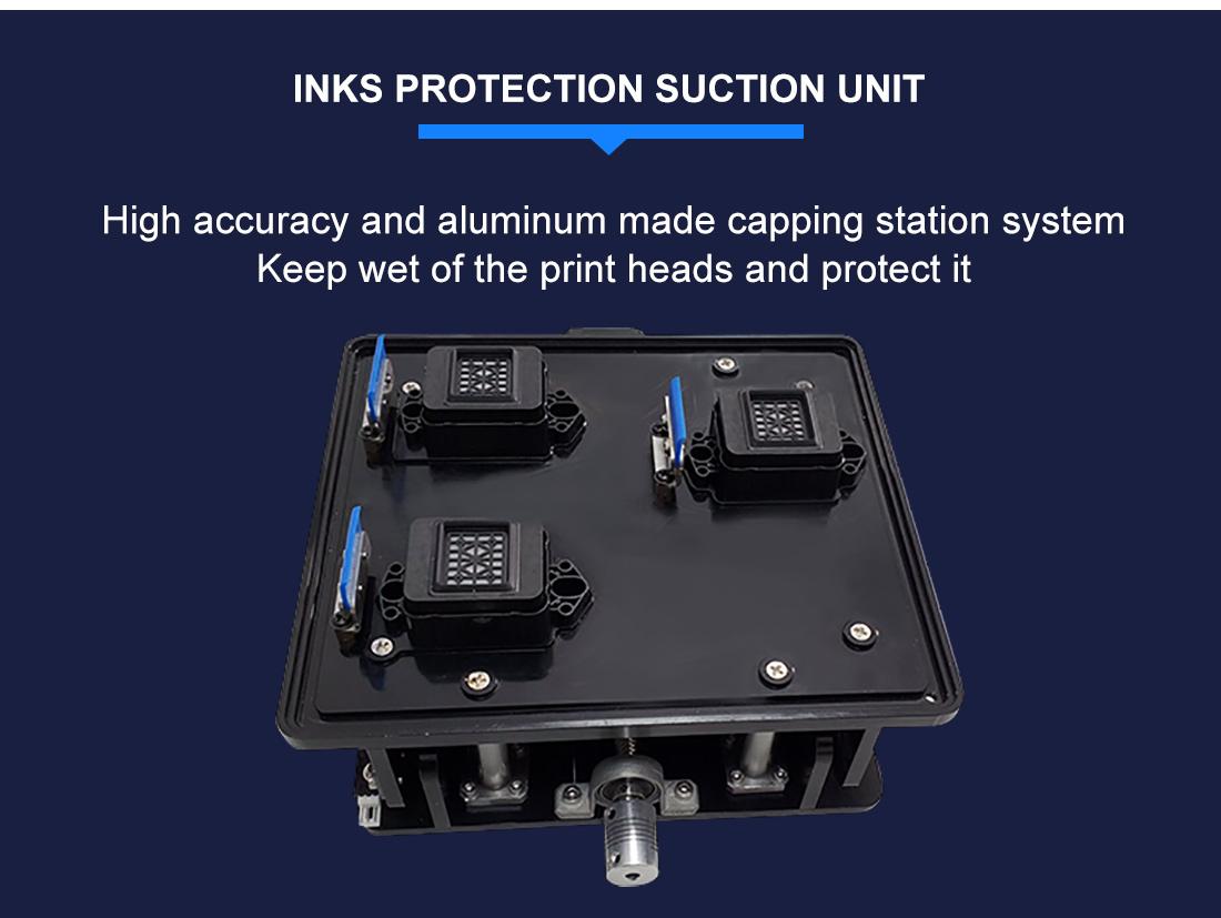Automatic uv printer