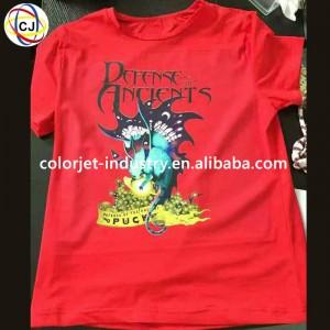 CJ-DTG9060D A1 T Shirt Printer