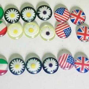 uv bottons printing