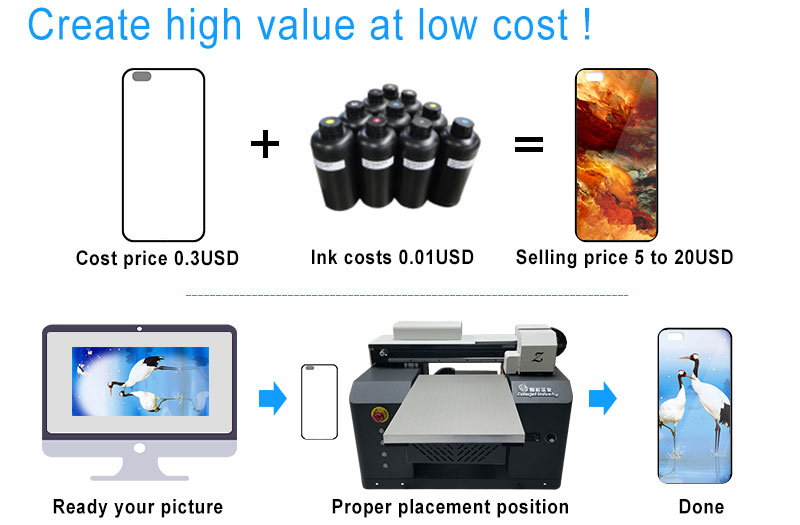 CJ3560UV printer (1-2)
