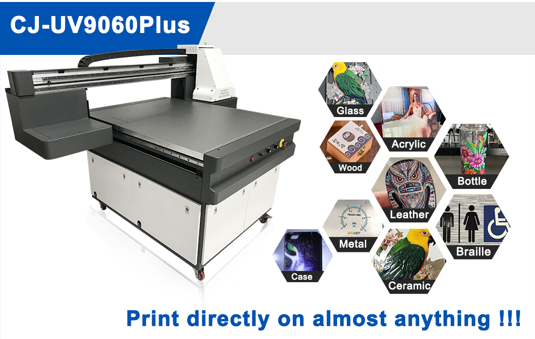 a1 uv led printer