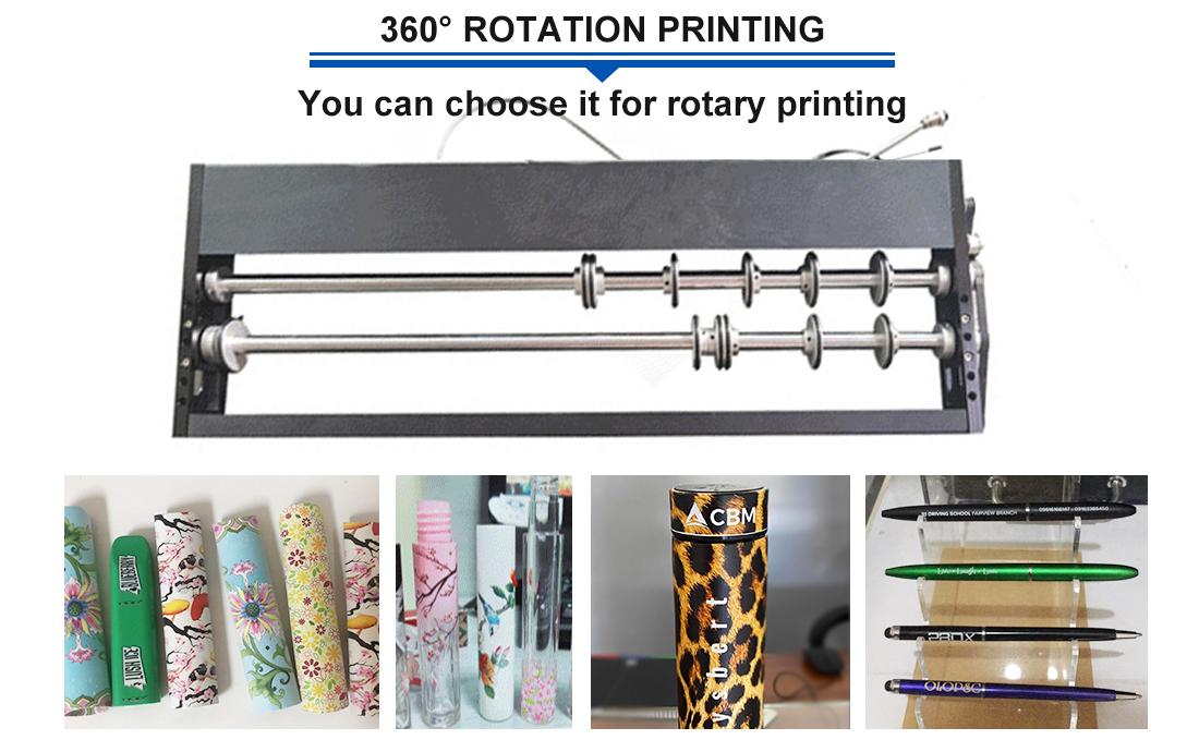bottle rotary printer