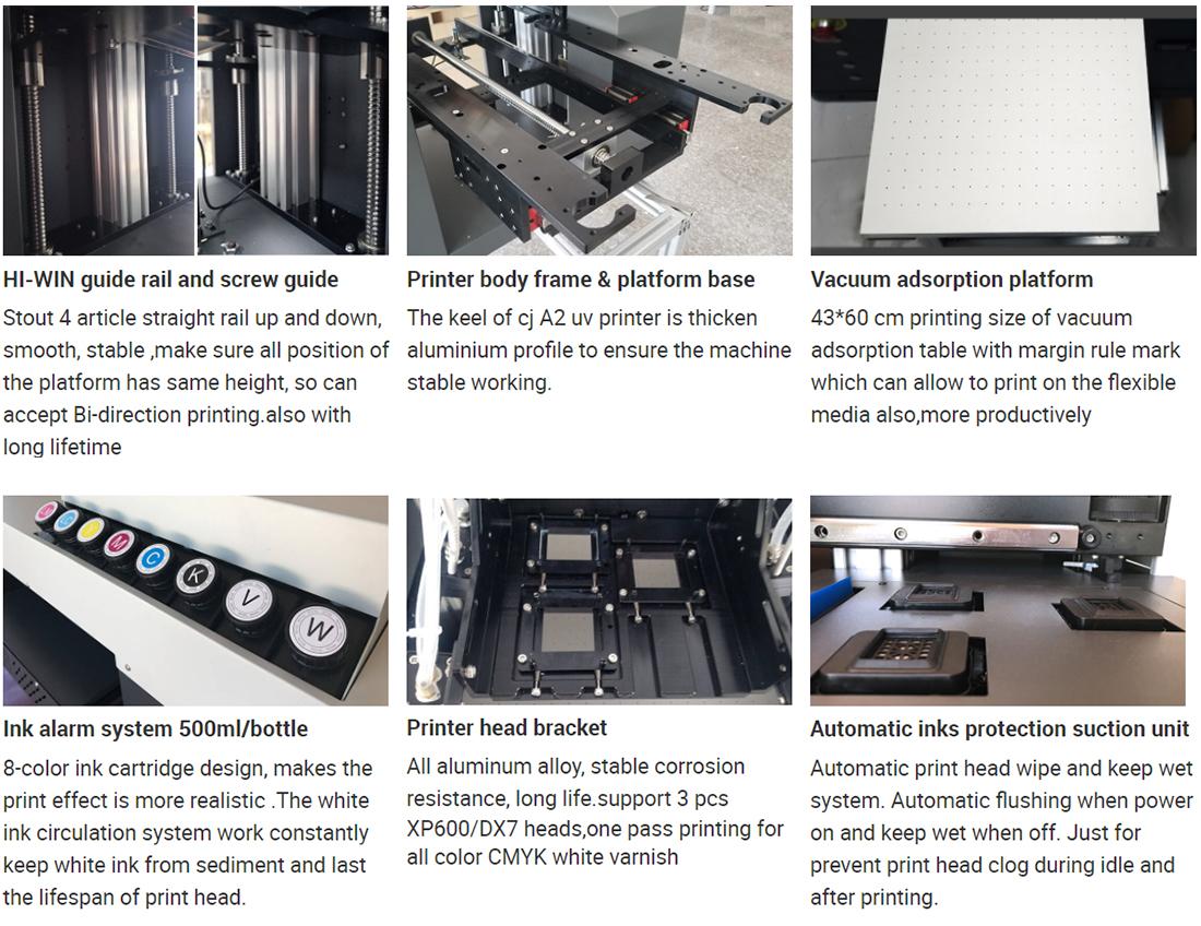 a2 uv printer high quality more details