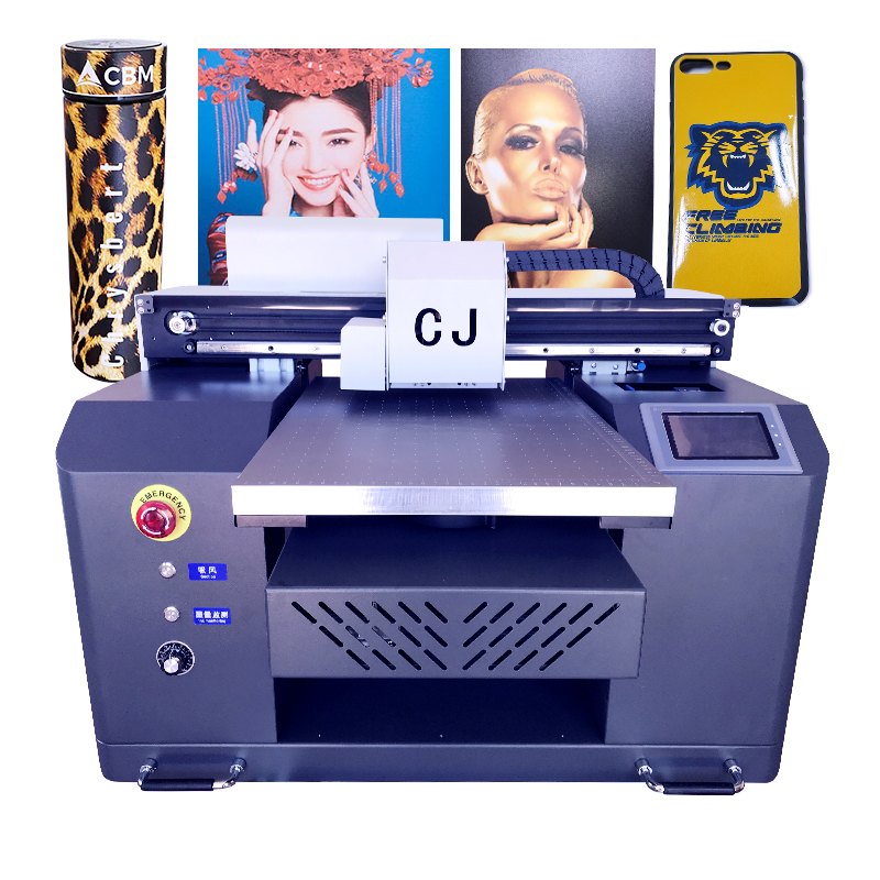 CJ-UV3560D A3UV Printer Featured Image