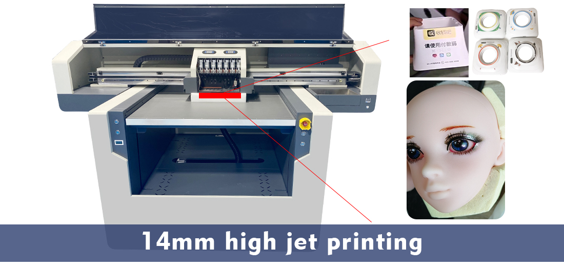 high jet uv printing